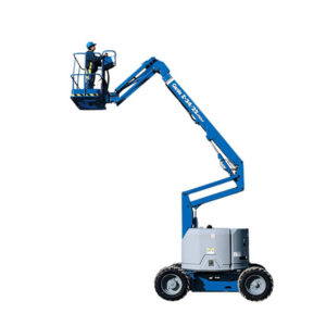 Articulating Manlift Rental Options | Renting Made Easy